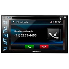 Pioneer Avh 288bt Qual Formato De Video Split Ac Outdoor Unit Wiring Diagram Toca Cd Dvd 2 Din Com Bluetooth E Usb