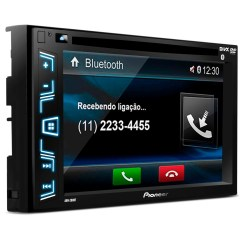 Pioneer Avh 288bt Qual Formato De Video Vacuum Diagram For 1970 Chevelle Toca Cd Dvd 2 Din Com Bluetooth E Usb