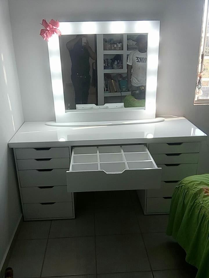 Tocador Vanity  somos Fabricantes De Muebles   9800