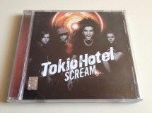 Tokio Hotel Scream Cd Usado Nacional - 160.00 En Mercado