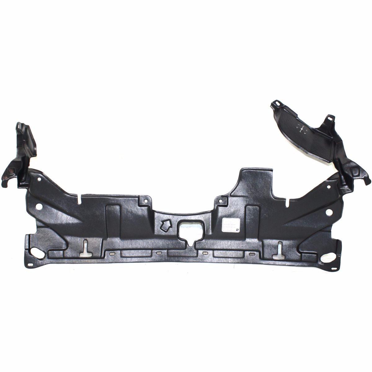 2011 Chevy Cruze Engine Diagram Tolva Inferior De Motor Honda Accord 2003 2007 Nueva