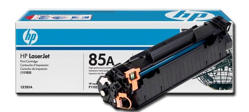 Toner Hp Negro P Laserjet 85a P P1102w Ce285a 1 850
