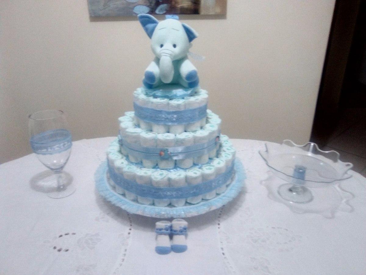 Torta De Paales Para Baby Shower  S 12000 en Mercado Libre