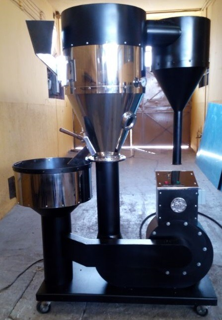 Tostador Para Cafe De Aire Caliente 15 Kgsciclo 50kgs