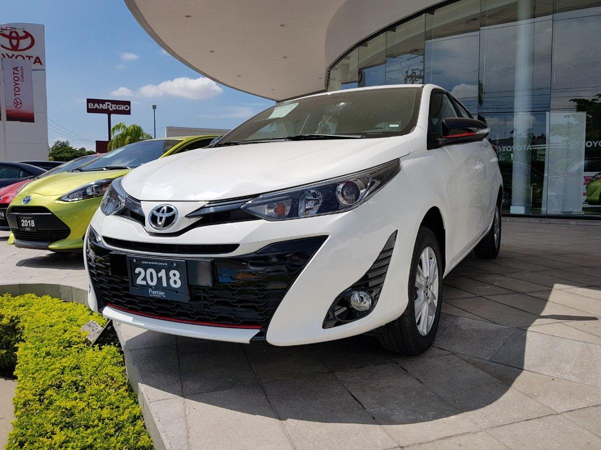 toyota yaris trd sportivo cvt 2018 grand new avanza vs all hatchback s 269 900 en mercado libre