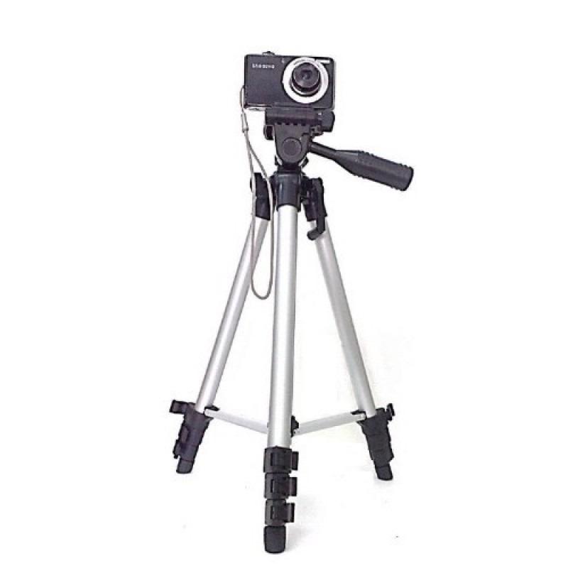 Tripé 1,80m P/ Câmera Canon T2 T3 T4 T5 T6 Frete Grátis