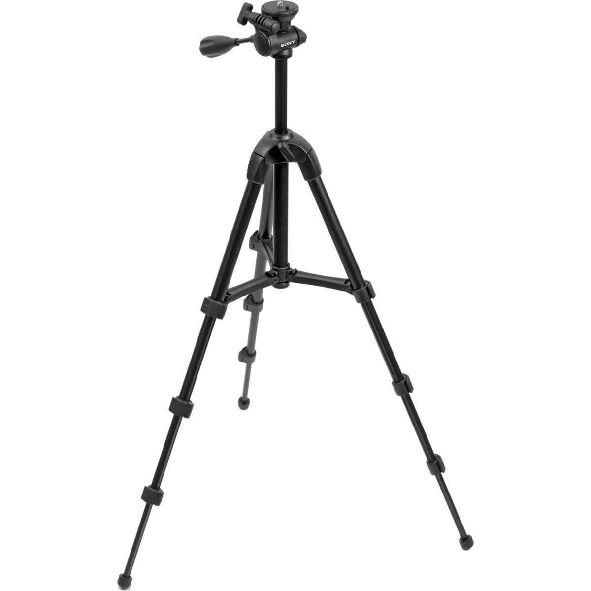 Tripé Sony Para Cameras E Filmadoras Vct-r100 Cyber-shot