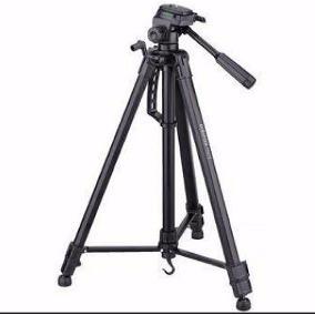Tripé Universal Fotográfico Profissional Canon Nikon 1,70m