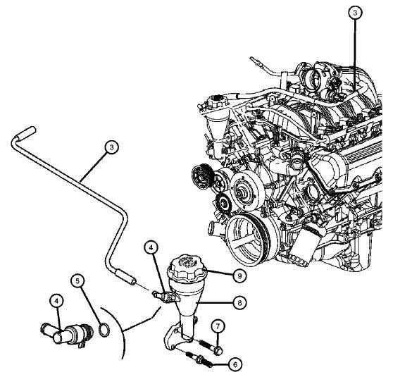 Valvula Pcv Respiradero Carter De Jeep Liberty Y Dakota 3