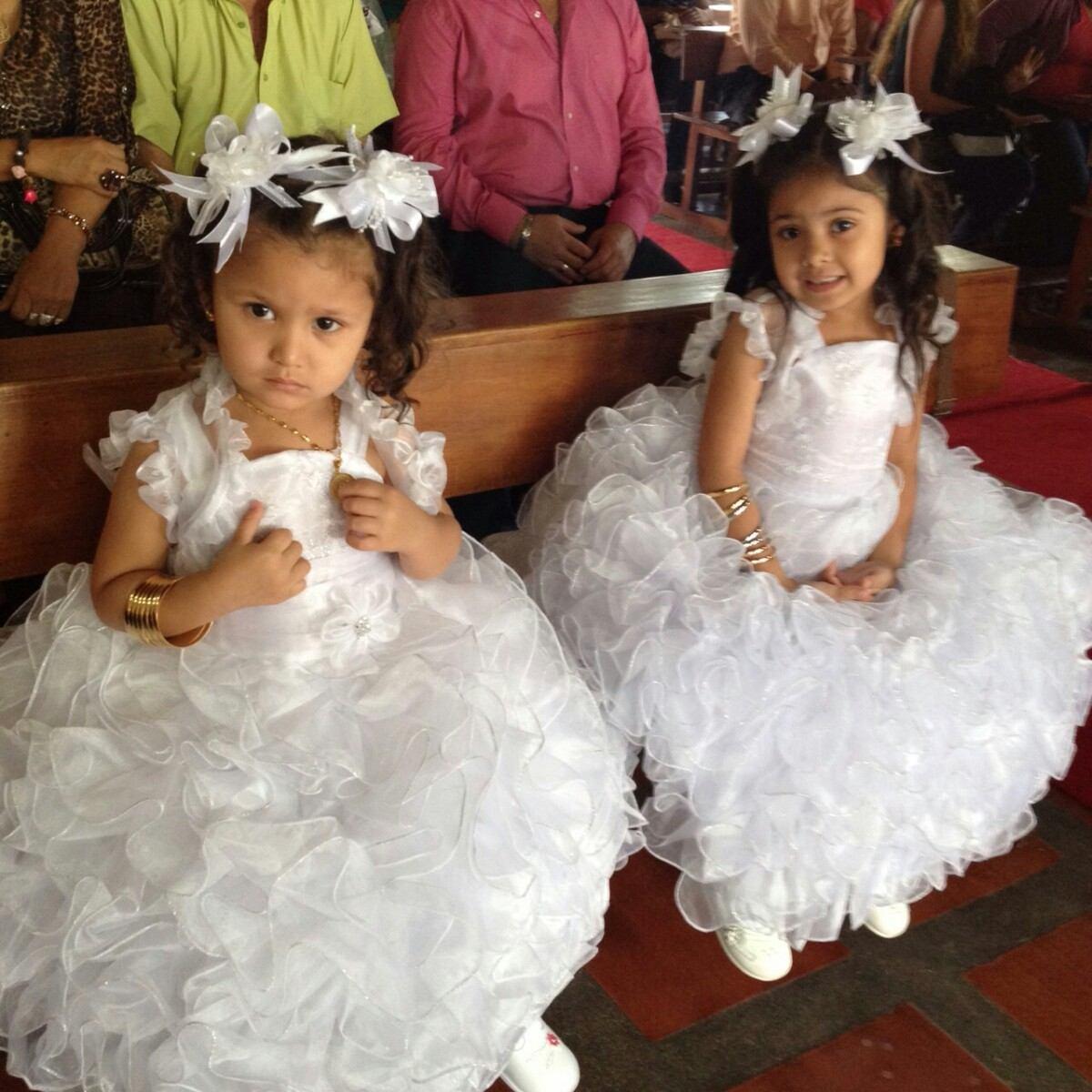 Vestidos Para Bautizo Nia  Bs 1200000 en Mercado Libre