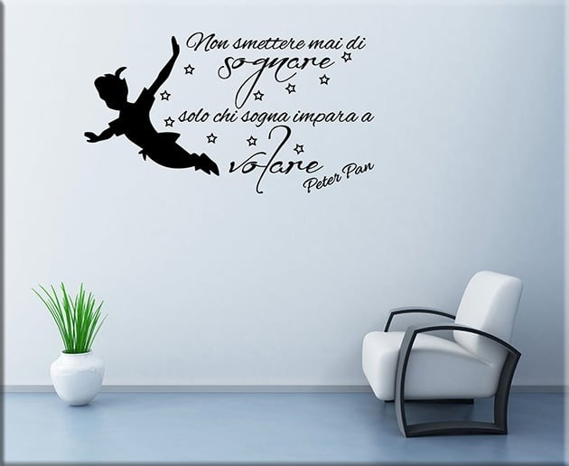 Frases Peter Pan  Frases