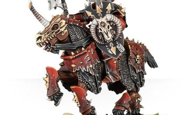 Warhammer 5x Chaos Knights Age Of Sigmar Games Workshop Gw