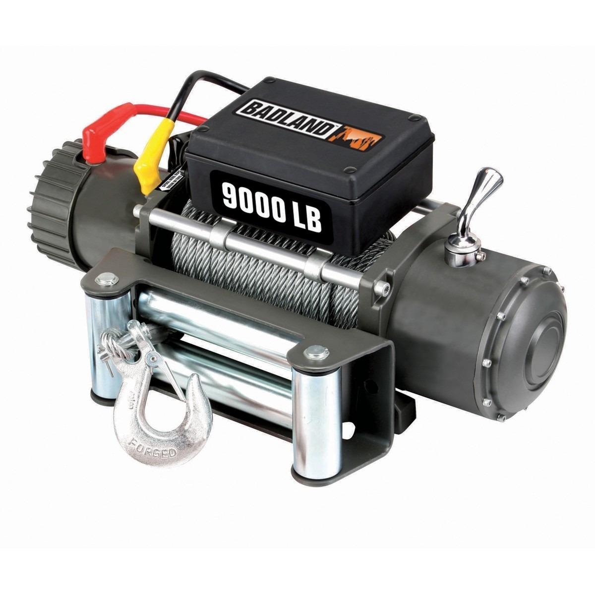 badland winch solenoid wiring diagram 480 volt 3 phase to 240 single electrico 9000 lbs off road 9 000 00 en mercado