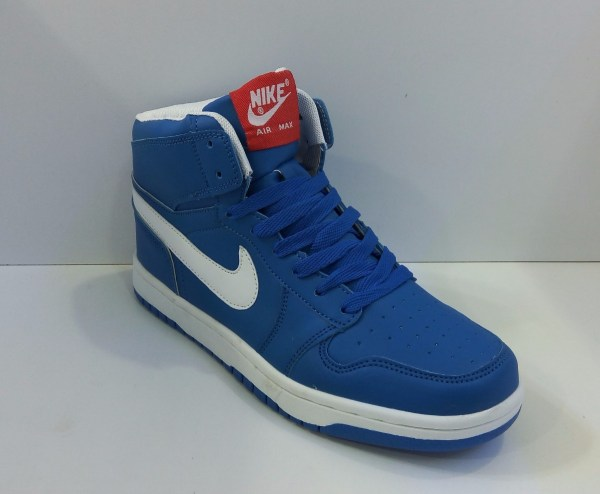 7ce678814dc08 Zpt Botas Nike Air Max Caballeros. Tallas 40-45. Azul