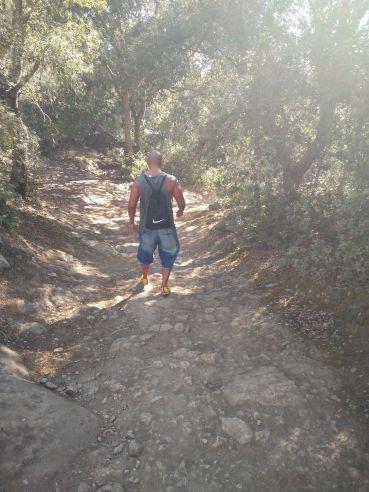Camino Cala Mitjeta