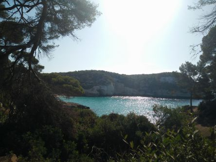 Proximidades de Cala Mitjeta