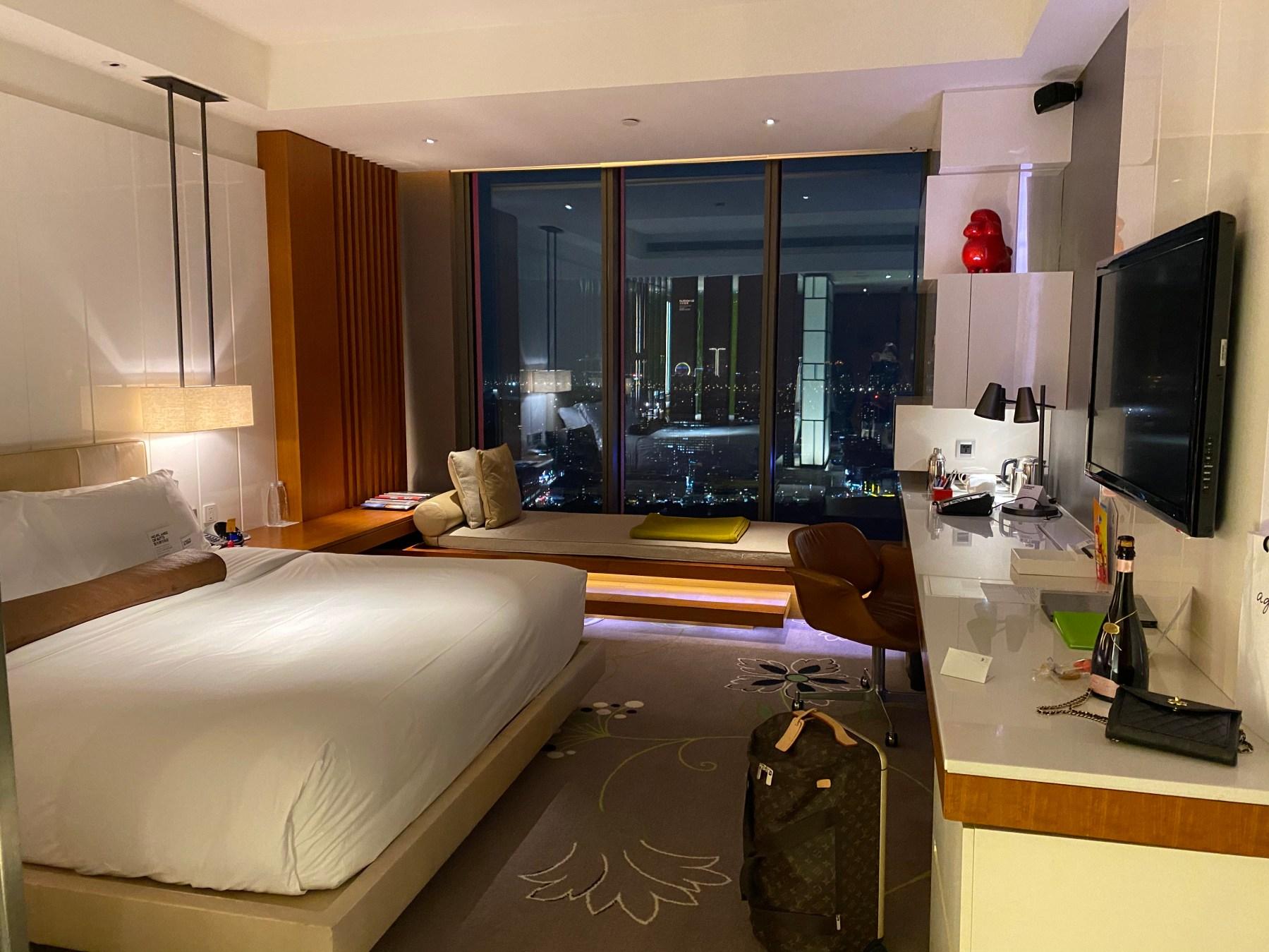 萬豪住宿。[臺北]W Hotel – Ivy。Life