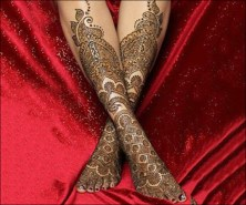 Bridal-Mehndi-Designs-For-The-Feet-24