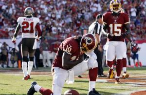 Vote For Robert Griffin III For Rookie of the Week