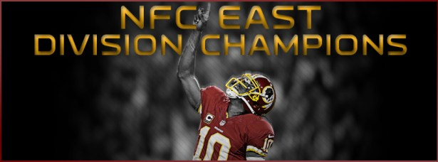 Redskins win the NFC East for First Time Since 1999