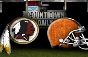 Washington Redskins Vs Cleveland Browns Week 15