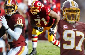 Three Redskins Players Make the Pro Bowl