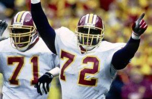 Flashback Friday: Charles Mann & Dexter Manley