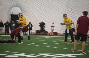 Redskins Notes & Quotes 10-16-2014