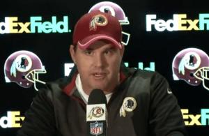Redskins vs Seahawks Post Game Presser - Jay Gruden