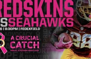 Washington Redskins vs Seattle Seahawks Week 5 Promo Videos
