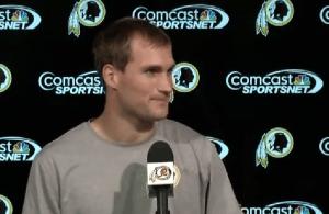Washington Redskins Press Conferences: Jay Gruden & Kirk Cousins 10-8-2014