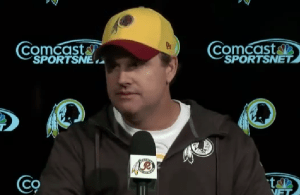 Jay Gruden Press Conference 12-10-2014