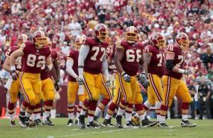 Redskins Roster - Offensive Line