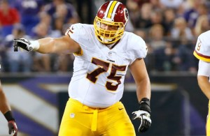 Brandon Scherff Selected to PFWA 2015 All-Rookie Team