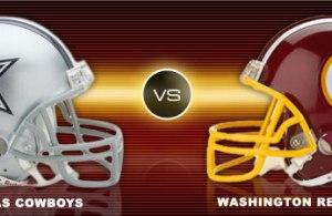 NRG Energy Pre-Game Report - Redskins vs Cowboys Week 12