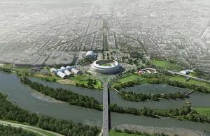 $489 Million Proposal for RFK Stadium Campus Includes Possible new Redskins Stadium