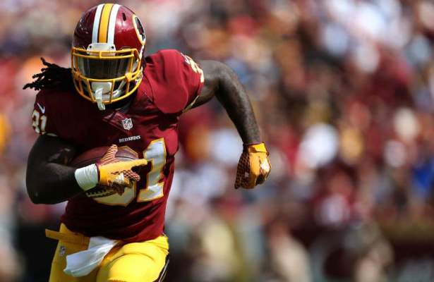 Washington Redskins RB Matt Jones on Trading Block