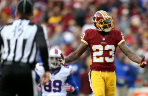DeAngelo Hall, Houston Bates Will Begin Camp on PUP List