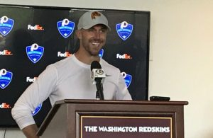 Alex Smith Press Conference Recap 7-26-2018 (VIDEO)