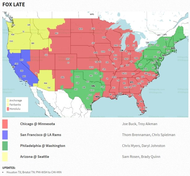 HTTR4LIFE Pre-Game Report - Redskins vs Eagles Week 17