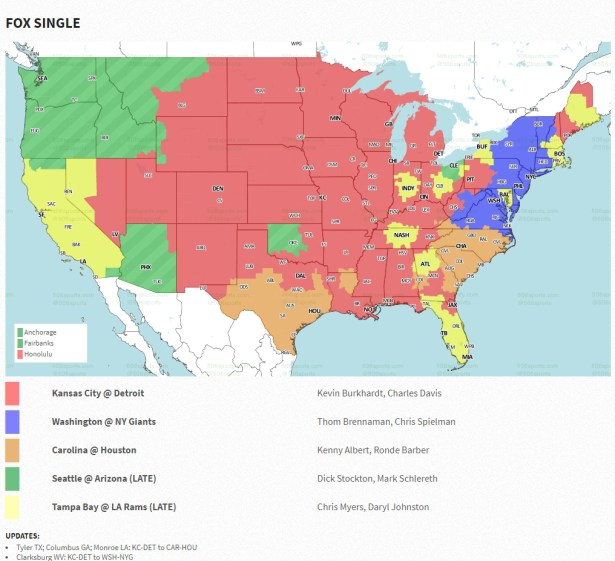 HTTR4LIFE Pre-Game Report - Redskins vs Giants Week 4