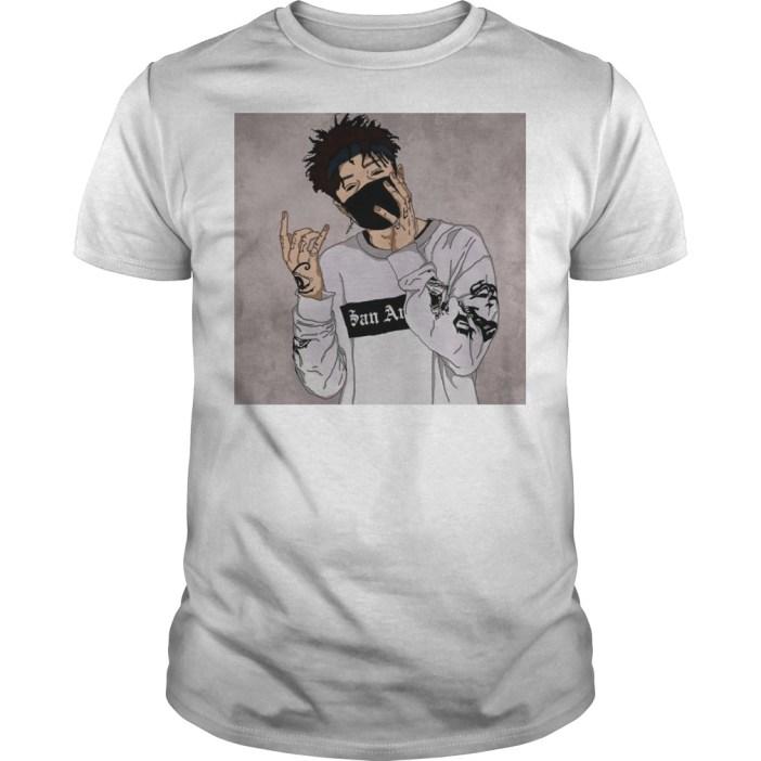 Official Rap Scarlxrd Guys shirt