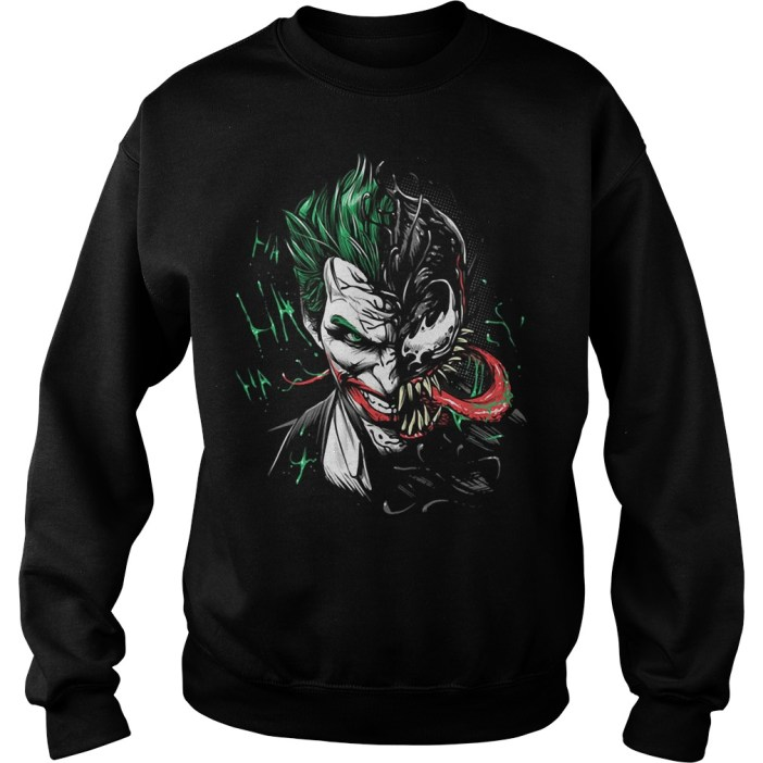 Official Joker Venom Sweater