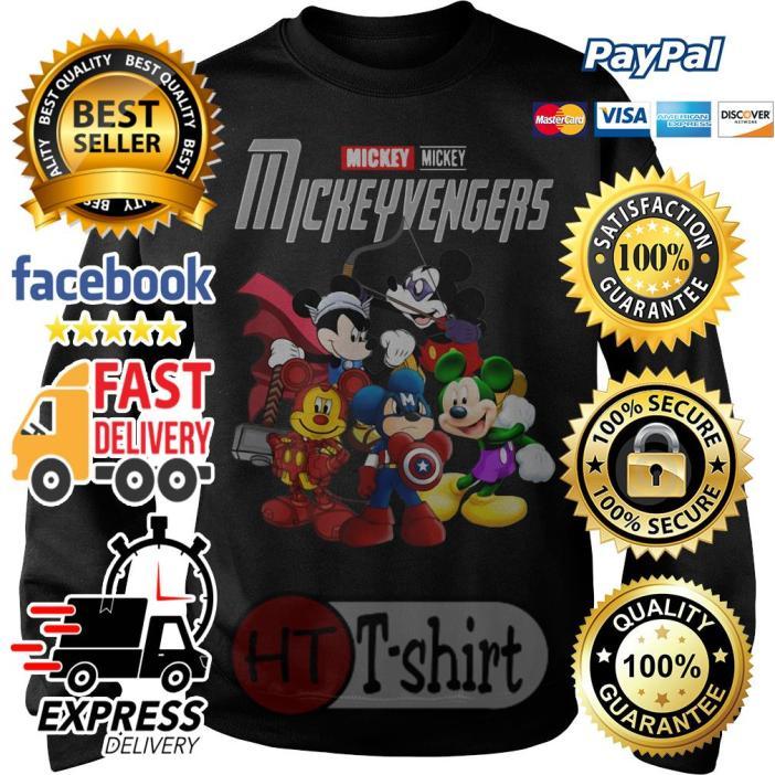 Marvel Avengers Endgame Mickey Mickeyvengers Sweater