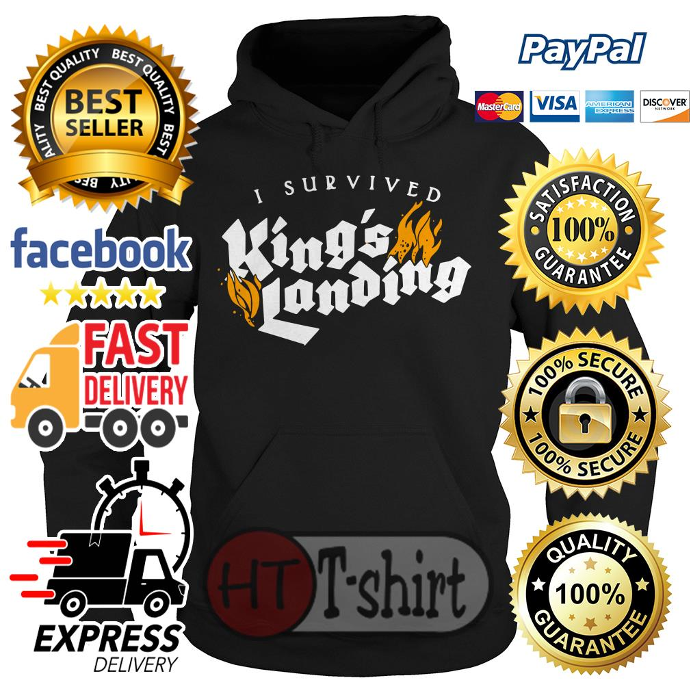 I survived king's landing shirt
