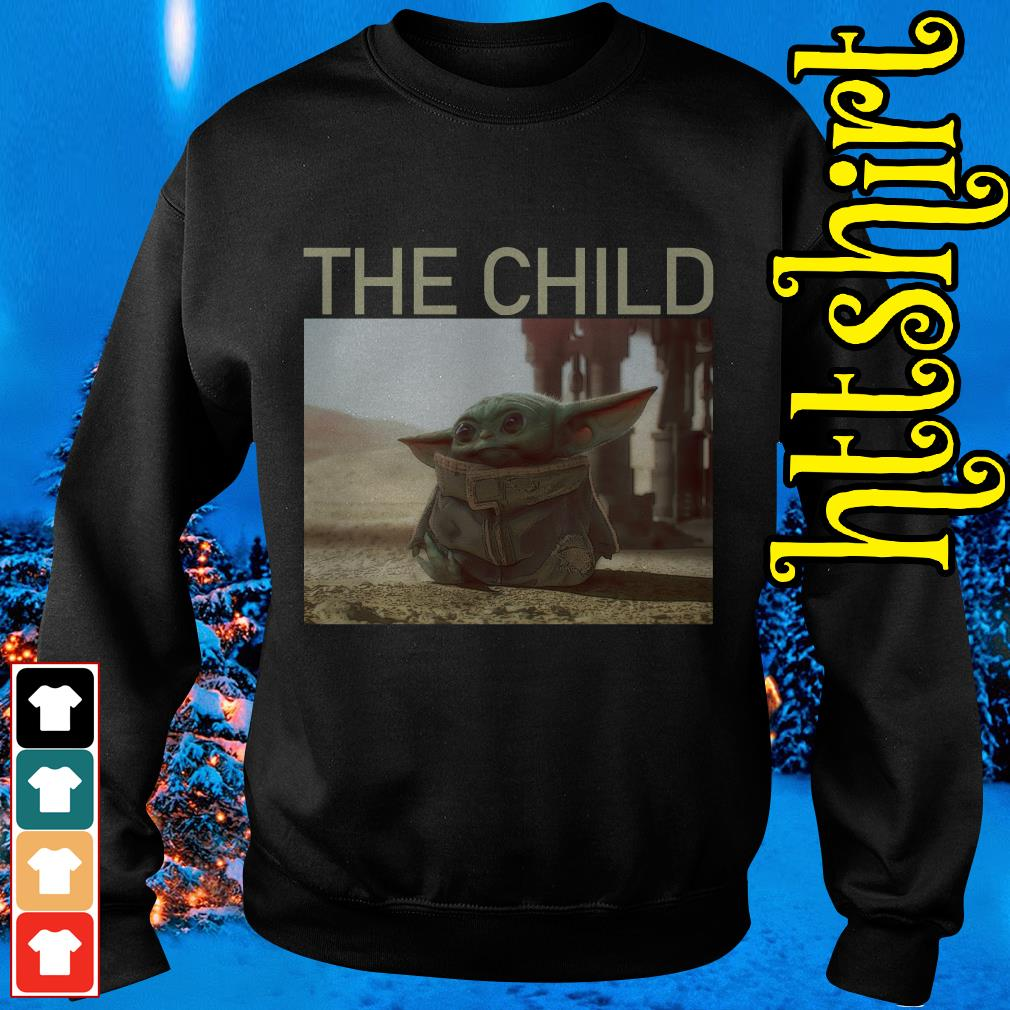 The Mandalorian Baby Yoda The Child Sweater