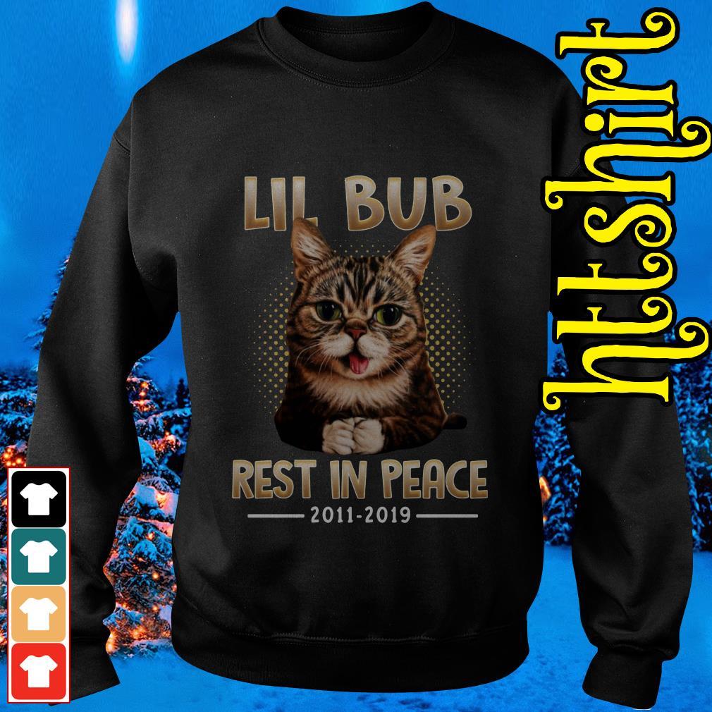Lil Bub rest in peace 2011-2019 Sweater