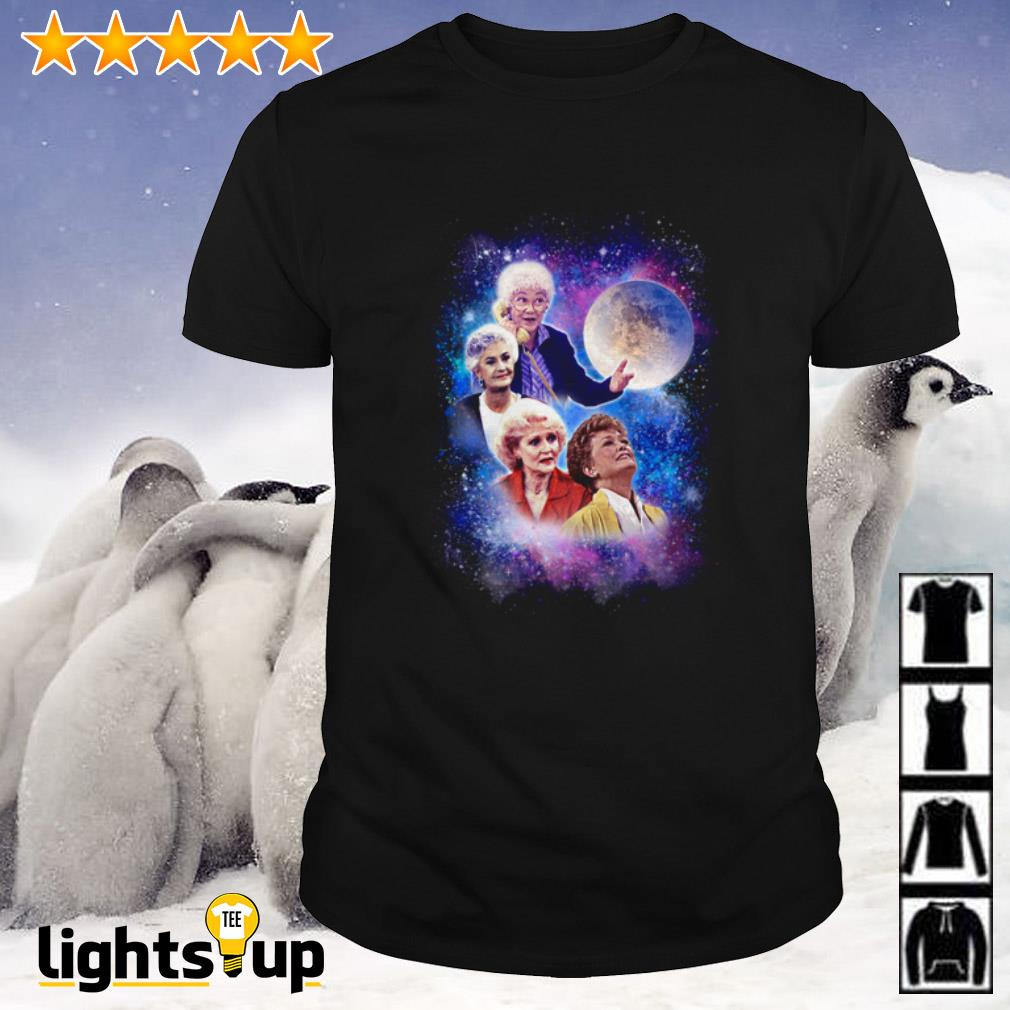 The Golden Girls moon shirt