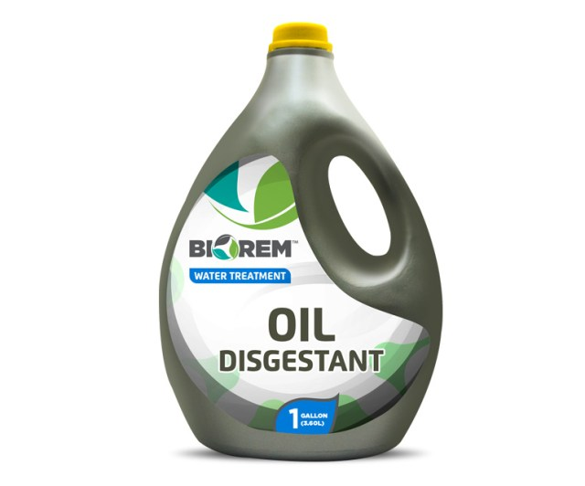 Biorem Oil Disgestant Htu Distributors Inc