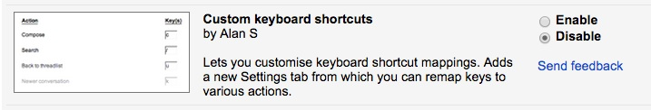 KeyboardShortcuts